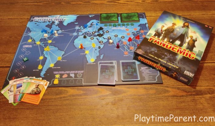 Games like Pandemic are a joy to play